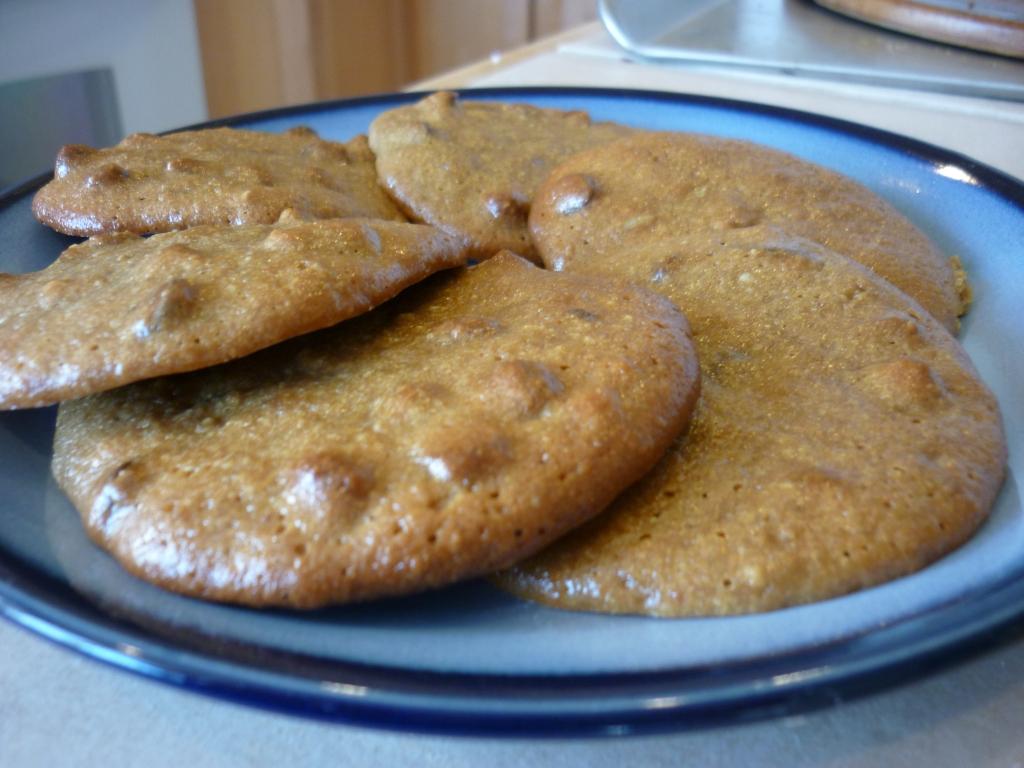 Chocolate SunButter Cookies