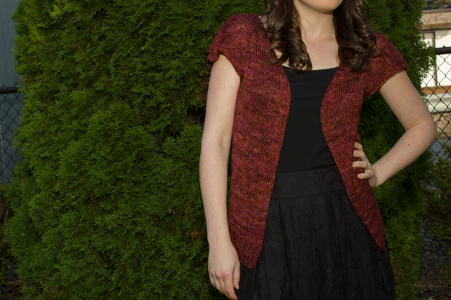Amber Cardigan by Jessica Bolof