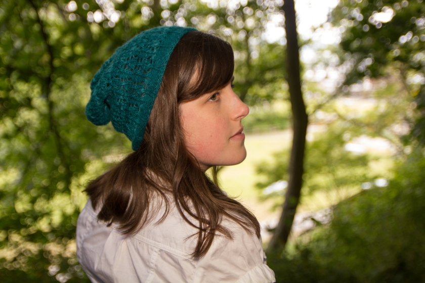 Ivy Tangle Hat by Jessica Bolof