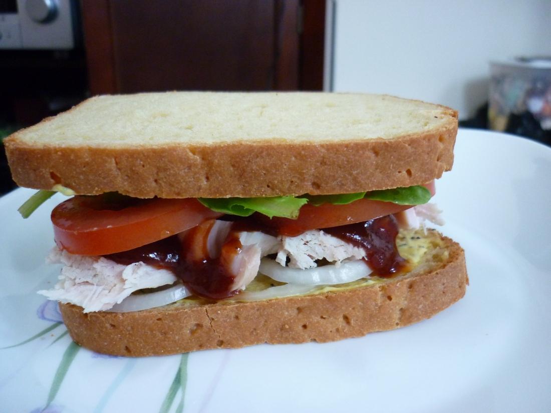 BFF Sandwich.