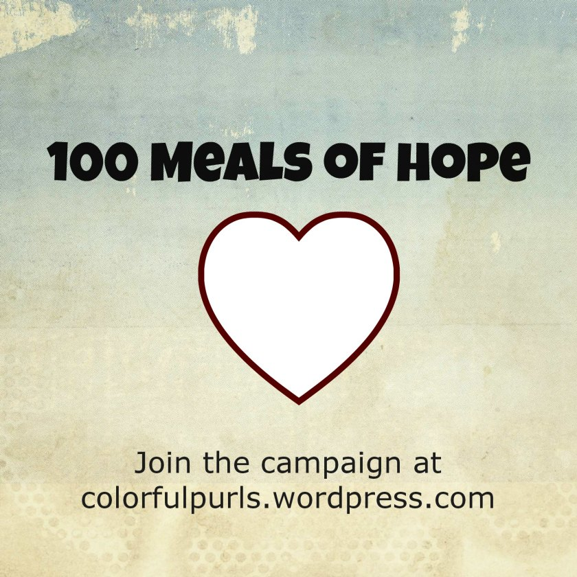 100 meals of hope
