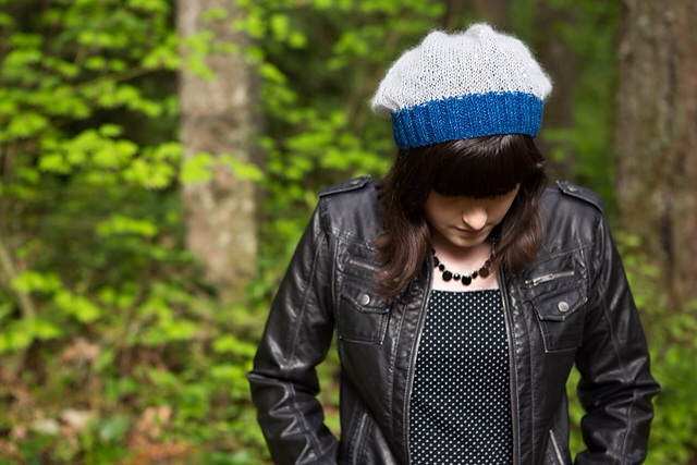 Amity Hat by Jessica Bolof - Photo by Matthew Richey