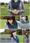 Springen Collage Pinterest